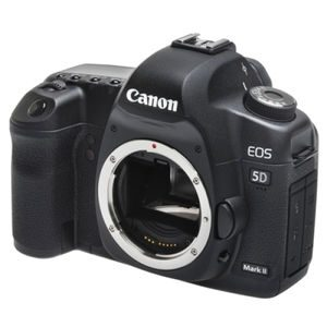 DSLR камера CANON EOS 5D Mark II body