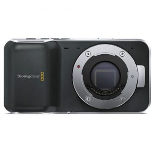 Кинокамера BLACKMAGIC POCKET CINEMA CAMERA