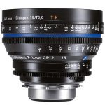 ZEISS COMPACT PRIME CP.2, PL  T2.9/15mm